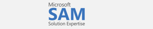 Microsoft SAM Solution Expertise